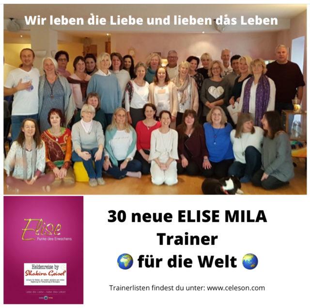 Elise Trainer Seminar